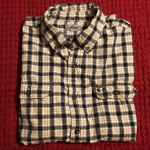 Men's Carhartt Short Sleeve Button Down XL